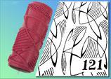 Strukturwalze Muster 121
