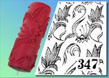 Strukturwalze Muster 347