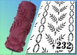Strukturwalze Muster 232