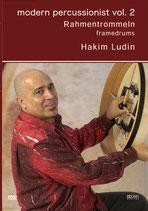 Hakim Ludin / modern percussionist Vol.2