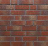 Red Multi Russet - Brick Slip Corner Pistols