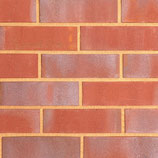 Red Blue Sanded - Standard Brick Slips