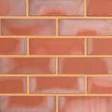 Red Blue Smooth - Standard Brick Slips