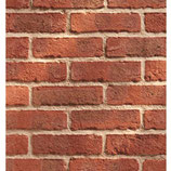 Ultra Thin Brick Slip Tiles - Durham Red Multi - Standard Format