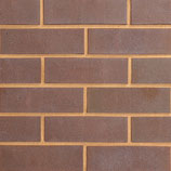 Dark Multi Sanded - Standard Brick Slips