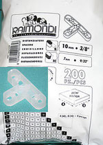 Raimondi 10mm T Spacers