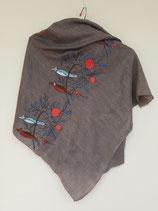 Pashmina scarf 75x200cm PSHB01