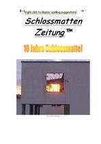 Schlossmattenzeitung Nummer 7