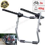 BIKI (TOMCAT) von Menabo - Fahrradträger Heckträger für 3 Räder für die Heckklappe
