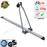 Dach-Fahrradträger TOP BIKE (FOXBAT) von Menabo | Fahrradträger für das Fahrzeugdach