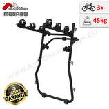 VIPER – Heckträger für drei Fahrräder | Menabo Art. Nr 0001238000000
