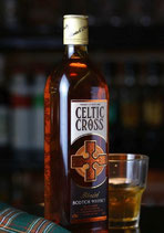 Celtic Cross - Scotch Whisky