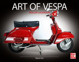 Art of Vespa - Roller-Legenden
