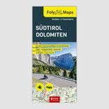 FolyMaps Straßen- und Tourenkarten  Südtirol / Dolomiten