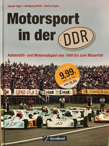 Motorradsport in der DDR   Menschen - Motoren - Rennstrecken
