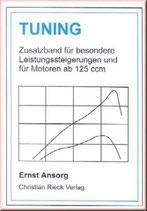 Tuning Zusatzband (ab 125ccm)