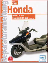 Honda CN 250 Helix / Honda FES 250 Foresight