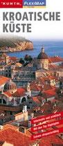 Kroatische Küste 1 : 730 000
