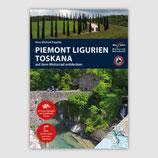Motorrad Reiseführer - Piemont Ligurien Toskana