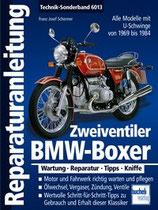 BMW-Boxer Zweiventiler Alle Modelle mit U-Schwinge 1969-1985