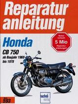 Honda CB 750 K0 / K1 / K2 / K6 / K7 / F1 / F2