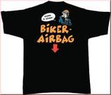 """T-Shirt """"Biker Airbag"""""""