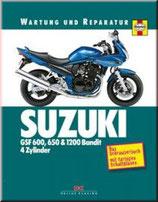 Suzuki GSF 600,650 & 1200 Bandit