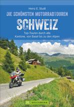 Die schönsten Motorradtouren Schweiz - Top-Touren durch alle Regionen – vom Bodensee bis in die Alpen