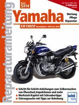 Yamaha XJR 1300, XJR 1300 SP - Modelljahre 1999 bis 2016