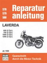 Laverda 650 / 750 (2 Zyl.) 1000 / 1200