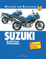 Suzuki DL 650 V-Strom, SFV 650 Gladius