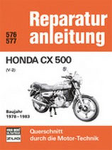 Honda CX 500 (V-2)