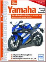 Yamaha 125-ccm-Viertakt-Leichtkrafträder