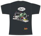 """T-Shirt """"Läuft"""""""