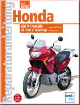 Honda 600 V Transalp und XL 650 V Transalp
