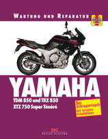 Yamaha TDM 850/TRX 850