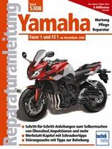 Yamaha Fazer 1 und FZ 1 ab Modelljahr 2006