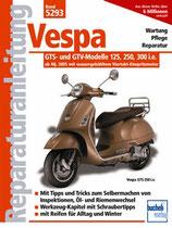 Vespa GTS- und GTV_Modelle 125, 250, 300 i.e. - ab Modelljahr 2005