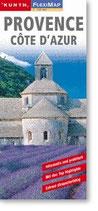 Provence / Cote d´Azur 1:350 000