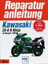 Kawasaki ZR-6 Ninja