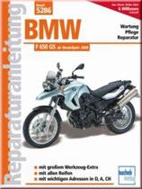 BMW F 650 Enduro - 800 ccm, Zweizylinder, niedriges Fahrwerk