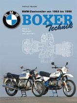 Boxer BMW-Zweizylinder von 1969 bis 1996, Band 3 – Boxer Technik – repariert und optimiert