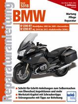 BMW R 1200 RT - Modelljahre 2005 bis 2009 und 2010 bis 2013
