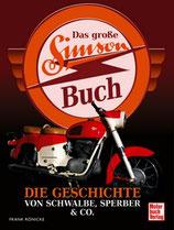 Das große Simson-Buch - Die Geschichte von Schwalbe, Sperber & Co.