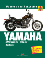 Yamaha XV Virago 535 - 1100cm³   2 Zylinder