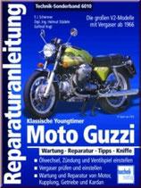 Moto Guzzi V2 / Alle großen V2-Modelle mit Vergaser 1967-1996