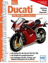 Ducati 748, 916, 996