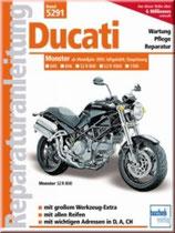 Ducati Monster ab Modelljahr 2005