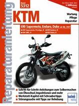 KTM 690 Supermoto, Enduro, Duke - ab Modelljahr 2007