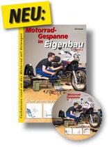 Motorradgespanne im Eigenbau Band 2 mit CD